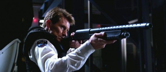 Amazing Spider Man Captain Stacy Denis Leary 570x248 Amazing Spider Man    Captain Stacy (Denis Leary)