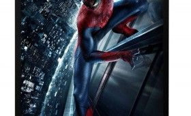 Amazing Spider Man City Poster 280x170 Final Amazing Spider Man Posters Embrace a Darker Tone