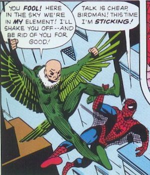 Amazing Spider Man Vulture The Amazing Spider Man 2 Viral Marketing Teases More Villains