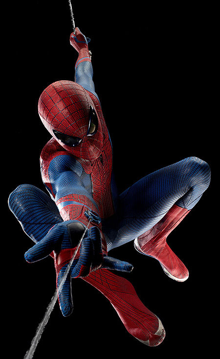 Amazing Spider Man movie image SFX Magazine Amazing Spider Man movie image SFX Magazine