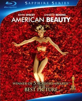 American Beauty blu ray box art DVD/Blu ray Breakdown: Sept. 20, 2010