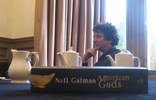 American Gods movie being made with Neil Gaiman American Gods Movie In Development