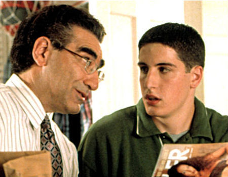 Eugene Levy in American Pie
