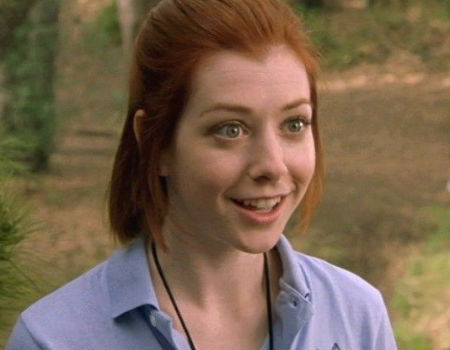 Alyson Hannigan in American Pie