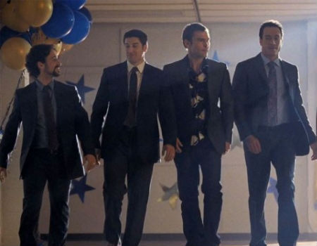 Guys of American Reunion