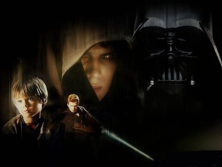 Anakin Skywalker becomes Darth Vader Star Wars Darth Vaders Professional Diagnosis Is Not Good