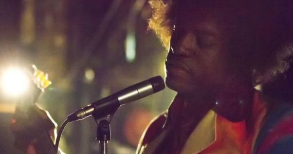 Andre Benjamin as Jimi Hendrix Andre 3000 is Jimi Hendrix in First Clip From All Is By My Side