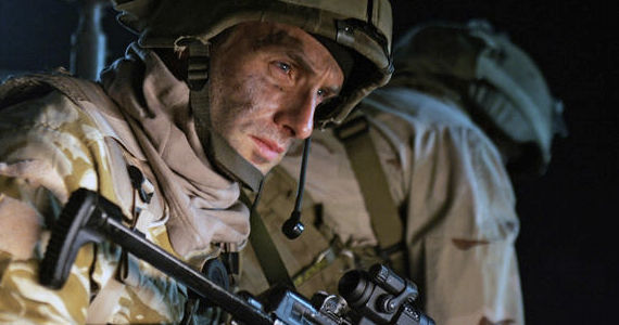 Andrew Lincoln in Strike Back Origins Strike Back: Origins Premiere Review