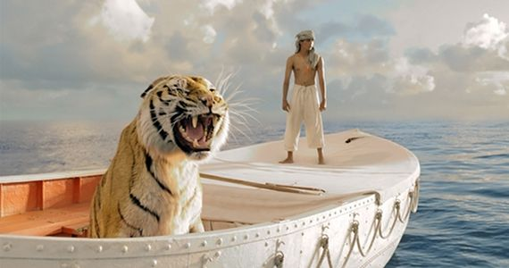 Ang Lees Life of Pi Review Darren Aronofskys Noah Features the Most Complex CGI Animals in ILMs History