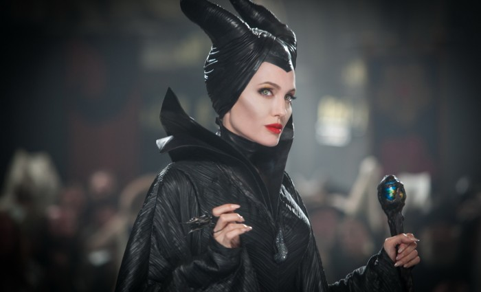 Angelina Jolie as Maleficent1 700x425 Maleficent Hi Res Images Bring Sleeping Beauty to Life