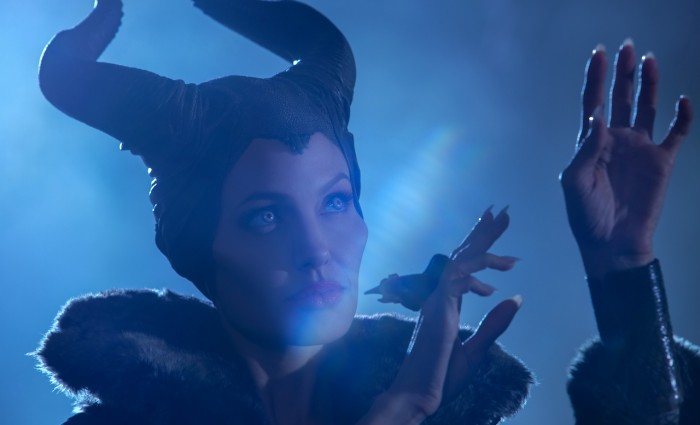 Angelina Jolie in Maleficent 700x425 Maleficent Hi Res Images Bring Sleeping Beauty to Life