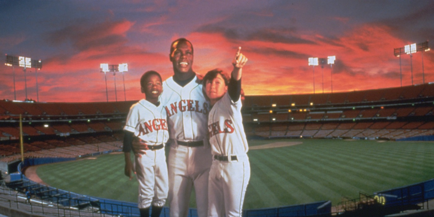 Angels In The Outfield Cast