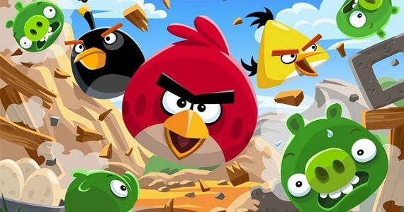 Angry Birds General Angry Birds Movie Gets a Release Date