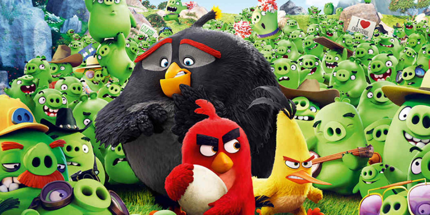 The Angry Birds Movie Review Screen Rant