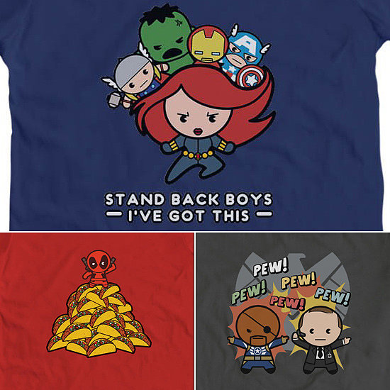 Anime T shirts SR Geek Picks: Toy Story as The Shining, Best and Worst Superheroes, Hipster DC Girls & More