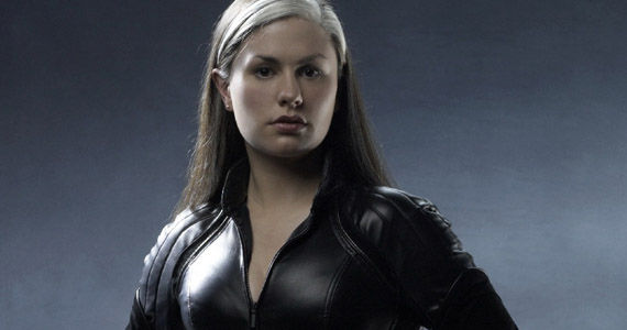 Anna Paquin Rogue Movie Uniform How Rogue Was Almost in The Wolverine