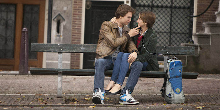 Ansel Elgort Shailene Woodley The Fault in Our Stars Movie The Fault in Our Stars Review