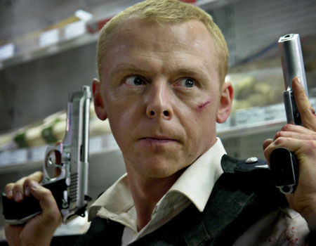 Ant-Man Cast Simon Pegg