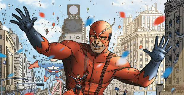 Ant Man Hank Pym Avengers Celebration Peyton Reed Will Direct Ant Man; Adam McKay To Help With Script