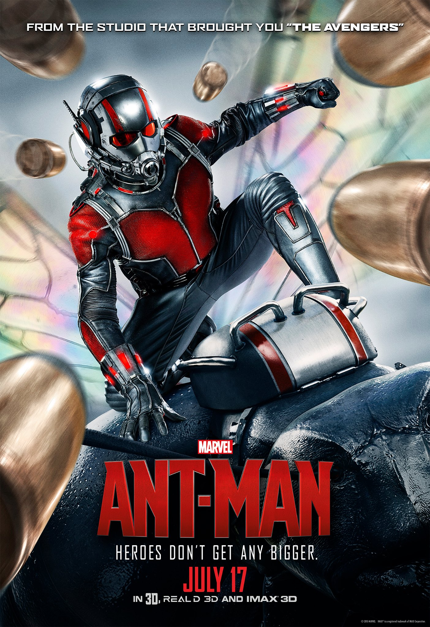 ant man poster official