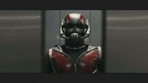Ant Man Movie Costume Helmet 570x320 Iron Man 3 Post Credits Cameo Revealed? [Spoilers]