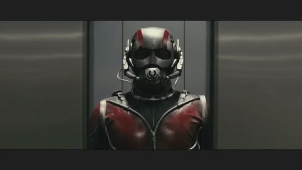 Ant Man Movie Costume Helmet Michael Douglas is Playing Hank Pym in Marvels Ant Man