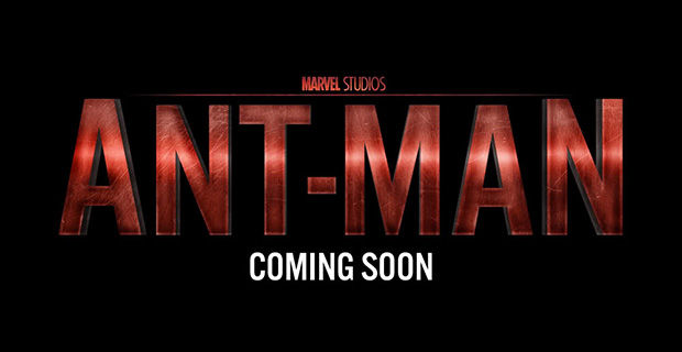 Ant Man Movie Logo Fan Made Edgar Wright, James Gunn and Joss Whedon Respond To Ant Man Departure