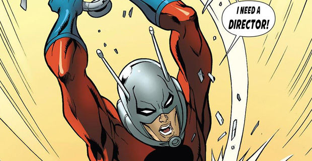 Ant Man Needs A Director Edgar Wright, James Gunn and Joss Whedon Respond To Ant Man Departure