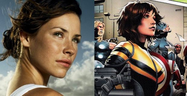 Ant Man Rumor Casting Evangeline Lilly Corey Stoll in Talks for Ant Man; Evangeline Lilly Closes Deal