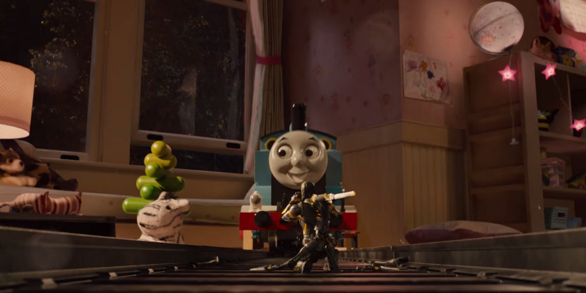 Thomas the Tank Engine The Railway Series Rev W Awdry books Marvel Ant-Man Marvel Cinematic Universe Paul Rudd