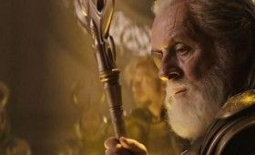 Anthony Hopkins in Thor The Dark World 280x170 New Thor: The Dark World & Amazing Spider Man 2 Images: