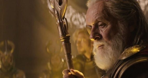 Anthony Hopkins in Thor The Dark World Anthony Hopkins in Thor: The Dark World