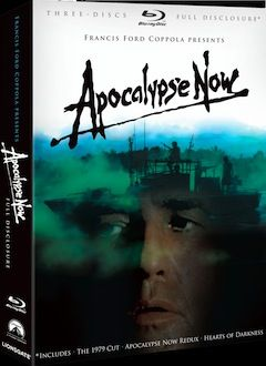 Apocalypse Now Blu ray box art 15 Must Own Blu rays of 2010