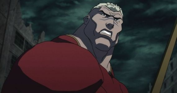 Aquaman Cary Elwes in Justice League The Flashpoint Paradox Justice League: The Flashpoint Paradox Review