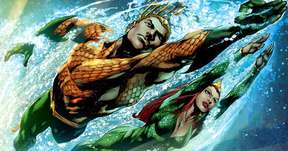Aquaman Movie Aquaman and Mera Why Justice League Could (Still) Be DCs Next Big Movie