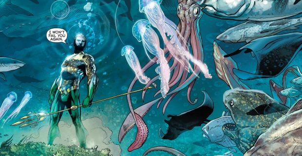 Aquaman Movie Message Discussion 5 Reasons Why Aquaman Could Be the Next Big DC Superhero Movie
