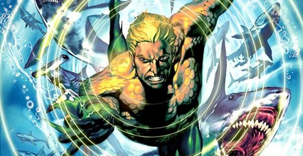 Aquaman Movie Updated 2013 Geoff Johns DCs Geoff Johns Talks Aquaman; Drops Movie Hints