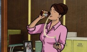 Archer Season 2 Cheyrl Judy Greer 280x170 Archer Season 2 Preview