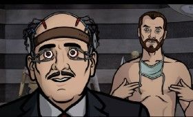 Archer Season 2 Ep 2 A Going Concern Jeffery Tambor 280x170 Archer Season 2 Preview