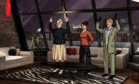 Archer Season 2 Ep 7 Movie Star 280x170 Archer Season 2 Preview