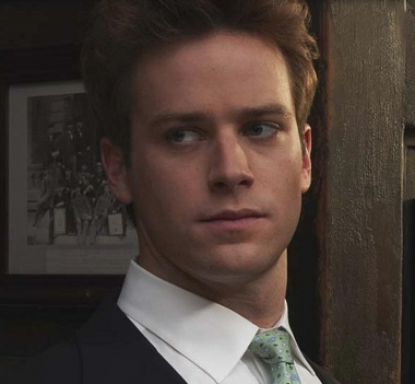 Armie Hammer as The Flash