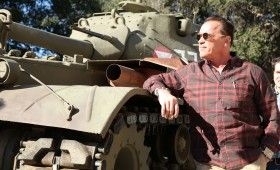Arnold Schwarzenegger Tank Ride Interview The Last Stand 3 280x170 The Last Stand Interview: Arnold Schwarzenegger Takes Us on a Tank Ride