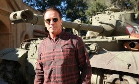 Arnold Schwarzenegger Tank Ride Interview The Last Stand 4 280x170 The Last Stand Interview: Arnold Schwarzenegger Takes Us on a Tank Ride