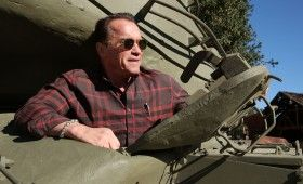 Arnold Schwarzenegger Tank Ride Interview The Last Stand 9 280x170 The Last Stand Interview: Arnold Schwarzenegger Takes Us on a Tank Ride