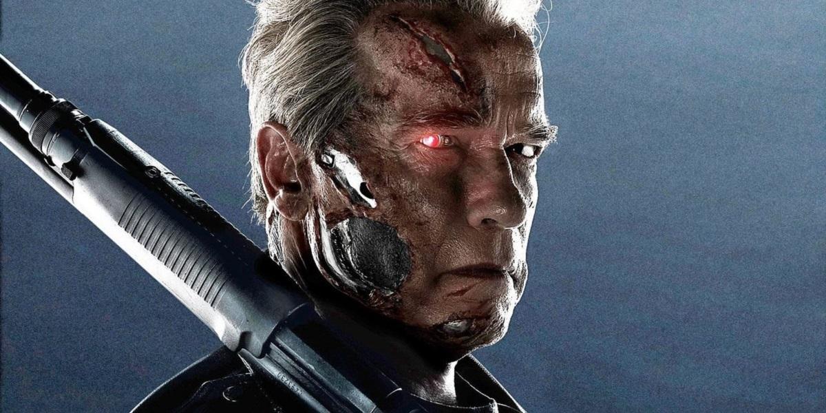 Arnold Schwarzenegger Terminator Genisys featuretteArnold Schwarzenegger Terminator Genisys featurette