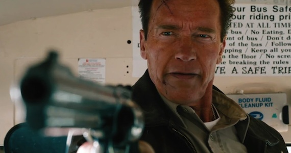 Arnold Schwarzenegger The Last Stand Schwarzenegger and Stallone Team Up Flick The Tomb Retitled Escape Plan