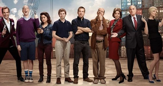 Arrested Development Cast Mitch Hurwitz Is Writing the Arrested Development Movie, To Be Followed by Season 5