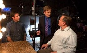 Arrested Development Season 4 Image with Conan OBrien and Andy Richter 280x170 First Image from Arrested Development Season 4; Premiere Set for April 2013?