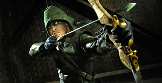 Arrow  Producer Talks Season Arrow