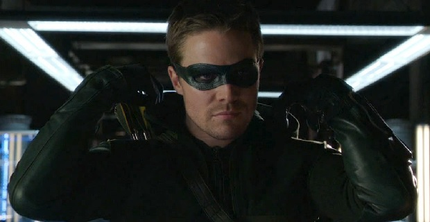 Arrow season 2 Oliver in mask Arrow, Supernatural, The Vampire Diaries & More Renewed by The CW